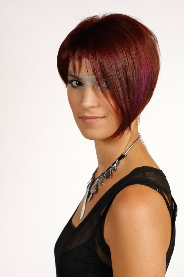 Coupe de cheveux actuelle salon making of for Salon coiffure rennes