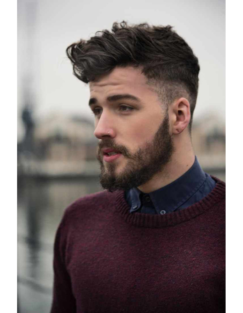Coiffure homme long degrade - Coiffure homme long ...