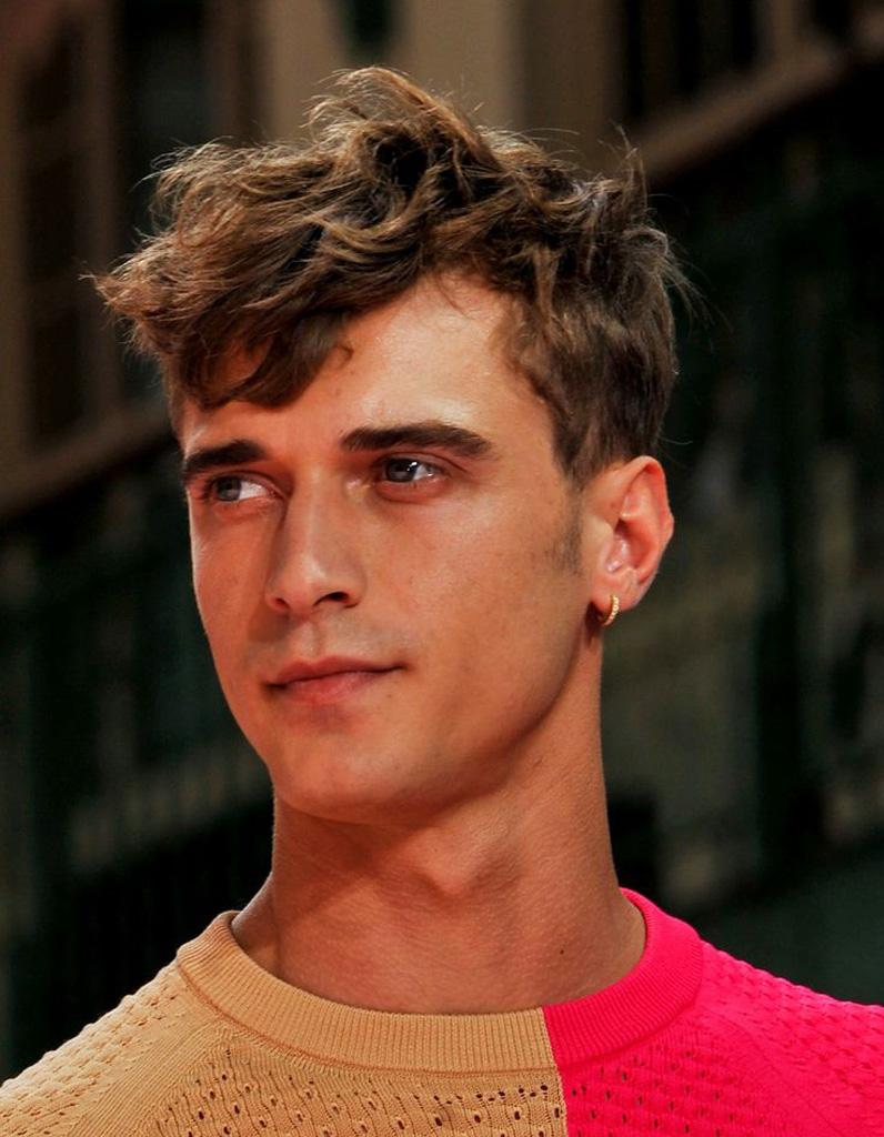 La mode coupe de cheveux homme