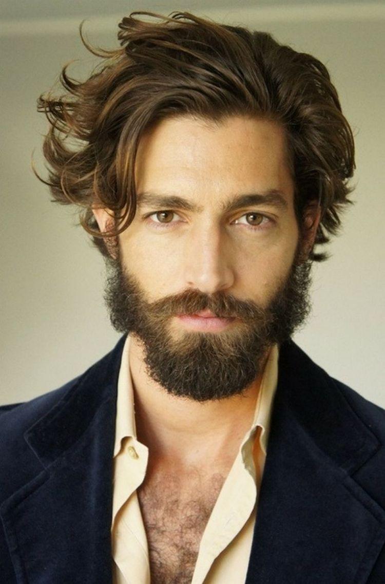 Coup de cheveux a la mode homme