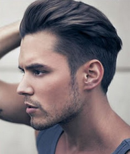 coupe cheveux long degrade homme