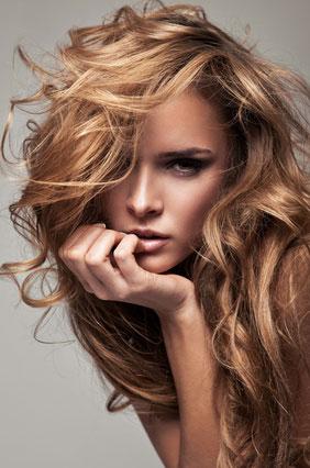 Choisir couleur cheveux avec photo