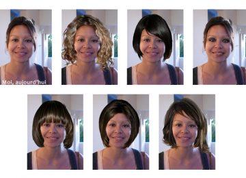 Site pour essai de couleur de cheveux