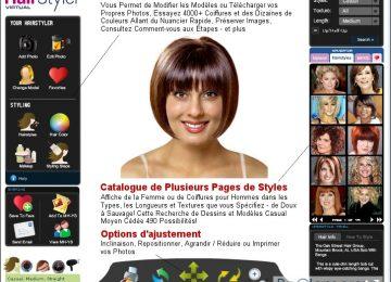 relooking coiffure online coiffures modernes et coupes