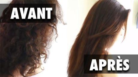 comment avoir les cheveux lisse naturellement salon making of. Black Bedroom Furniture Sets. Home Design Ideas