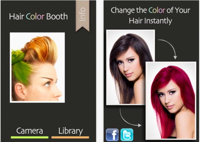 Essayer couleur cheveux virtuellement